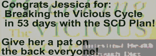 Jessica's Day 53 on SCD Update News